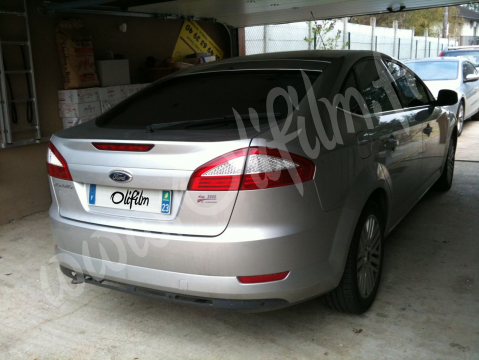 Ford : Mondeo