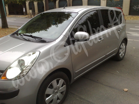 Nissan : Note